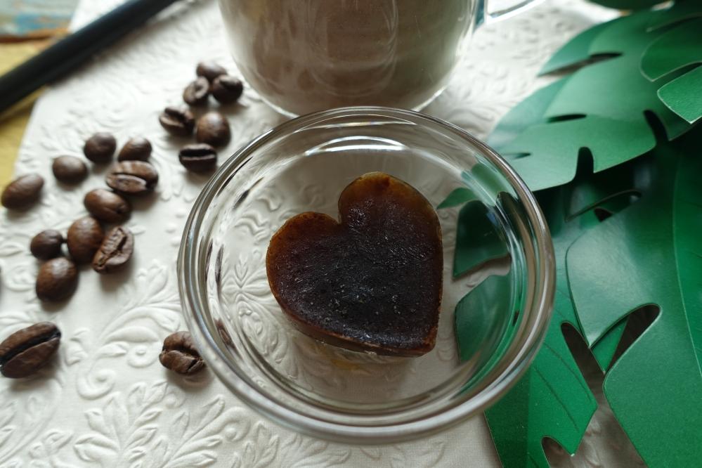 Some like it cold, kalter Kaffee-Smoothie nach einem brasilianischen Rezept; Frühstück international