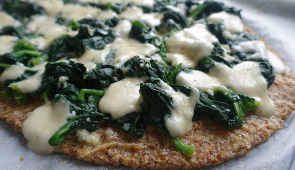 Karfiolpizza