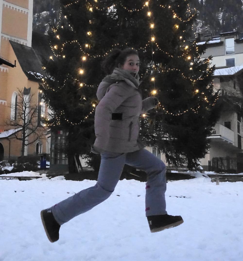 Weihnachtliches Foto_Bombing