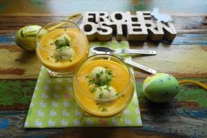 Karottencremesuppe 3