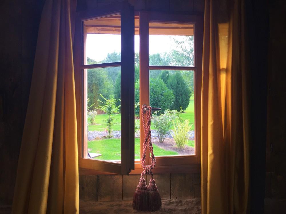 Fenster zur Normandie