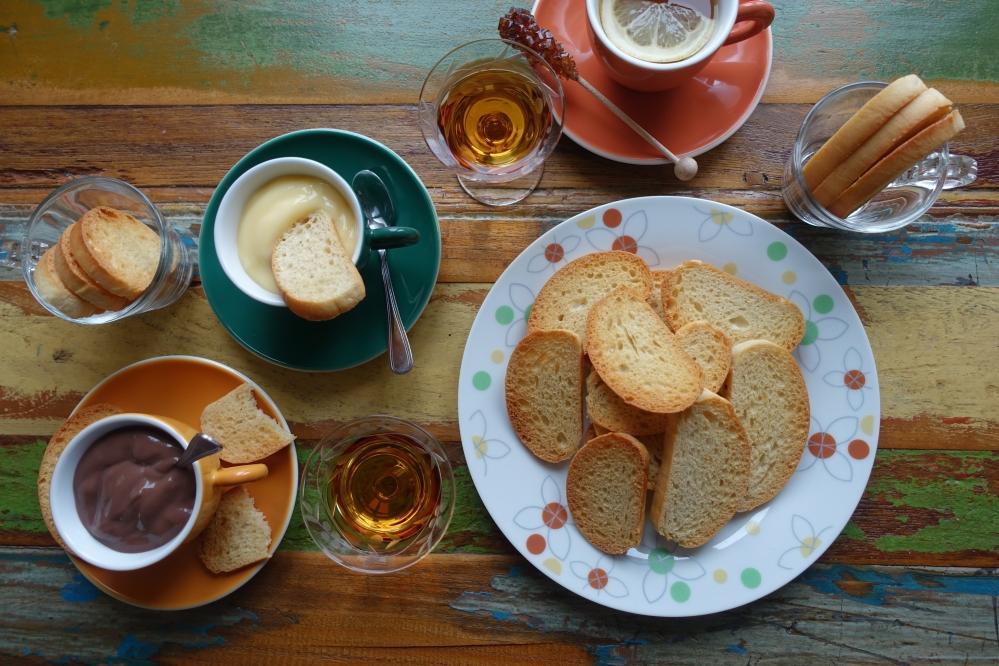 Baicoli, venezianische Kekse, Zwieback, 2 x gebacken, traditionell backen, perfekt zum Eintunken, Venedig, Venezia