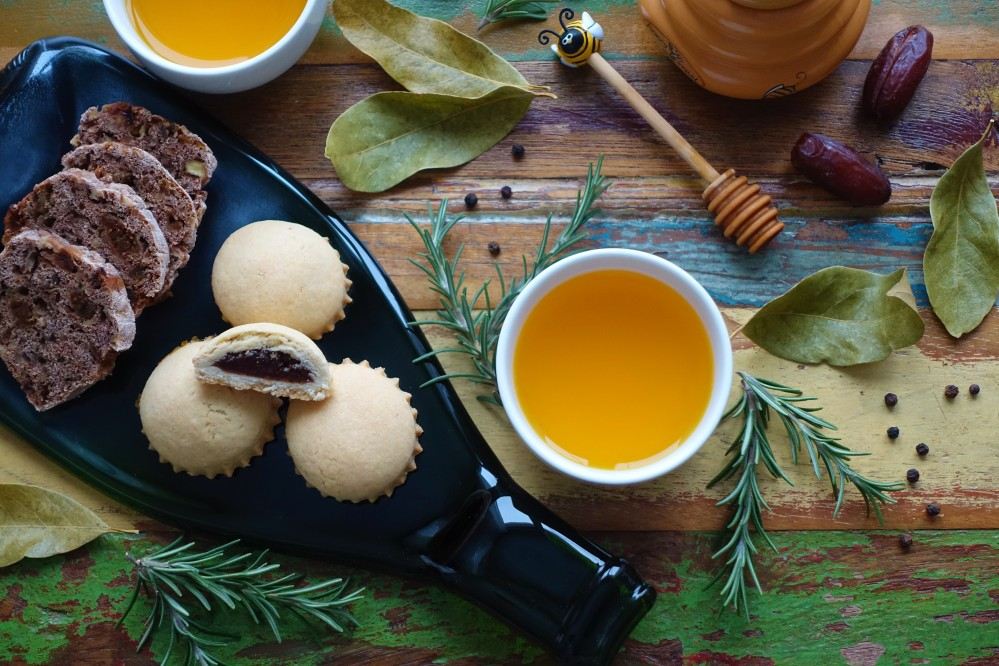 Conditium paradoxum, Würzwein, Advent, Weihnachten, altrömisch kochen, kulinarische Zeitreise