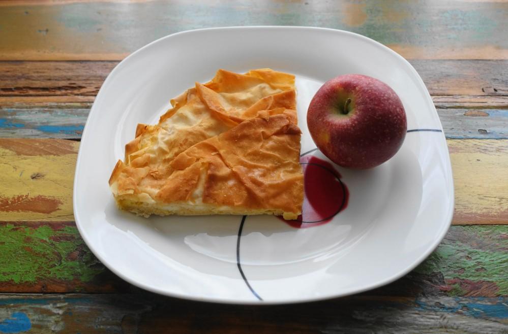 Banica und Apfel 1