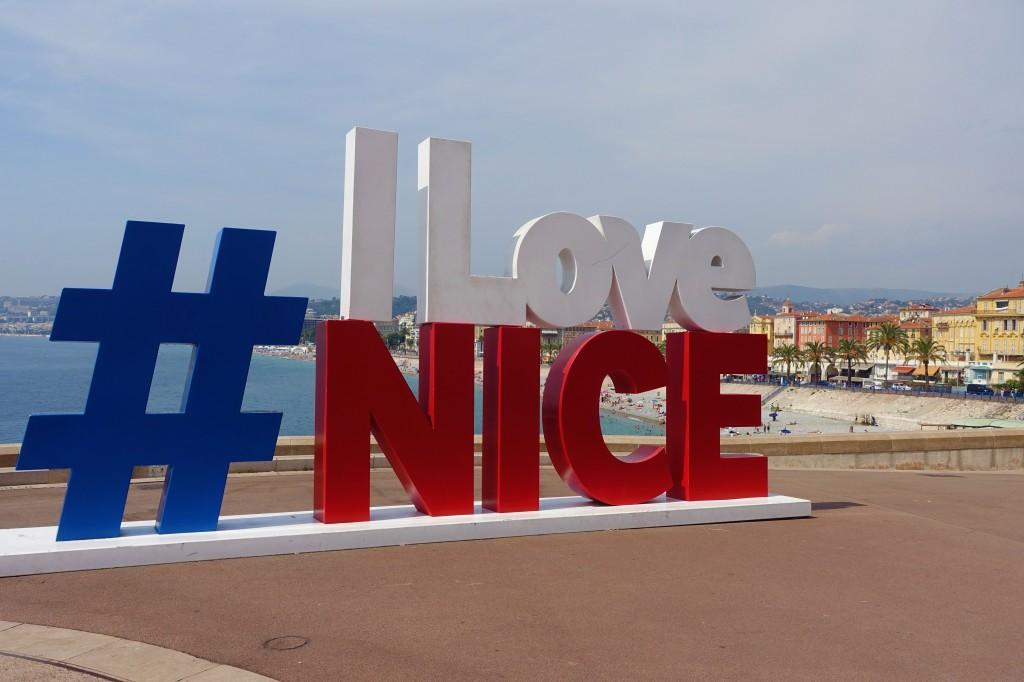 #ILoveNice #linzersmileys Nizza
