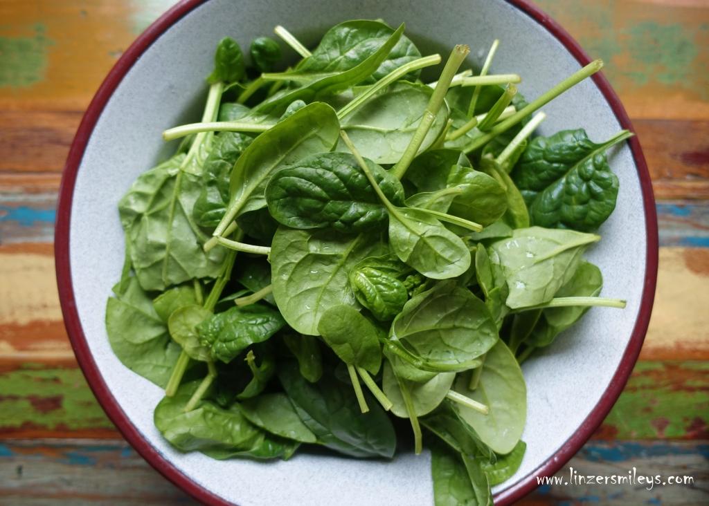 Blattspinat aus Österreich, heimisches Gemüse, regional, saisonal