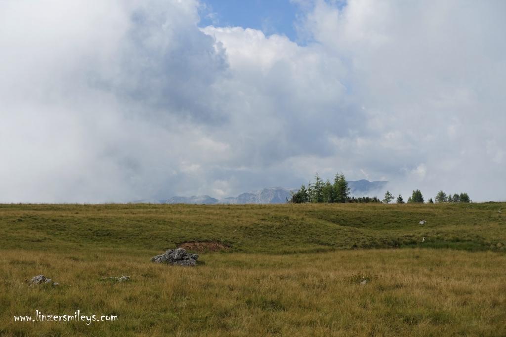 Auf der Höss, Alpinrunde, Wanderweg, Stodertal, Hinterstoder, Oberösterreich, mystische Bergwelt, Wanderlust, Sommerurlaub