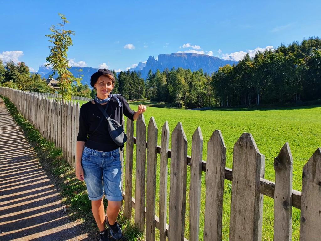 #ritten #renon #freudpromenade #linzersmileys Urlaub in Südtirol, wandern, erinnern, träumen, Ruhe genießen, Genuss erleben, alpine Bergwelt, Dolomiten, Bozen, Bolzano, Daniela Terenzi