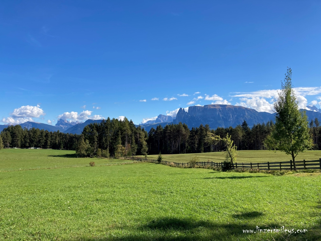 #ritten #renon #freudpromenade #linzersmileys Urlaub in Südtirol, wandern, erinnern, träumen, Ruhe genießen, Genuss erleben, alpine Bergwelt, Dolomiten, Bozen, Bolzano